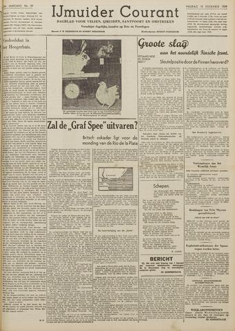 IJmuider Courant 1939-12-15