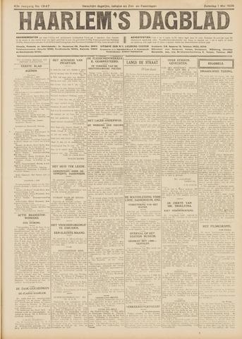 Haarlem's Dagblad 1926-05-01