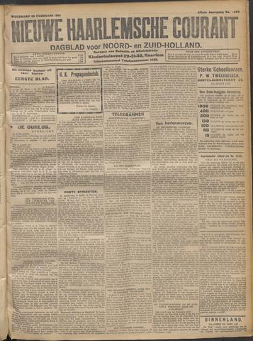 Nieuwe Haarlemsche Courant 1915-02-10