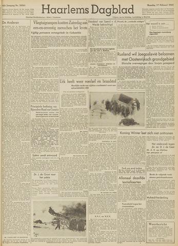 Haarlem's Dagblad 1947-02-17