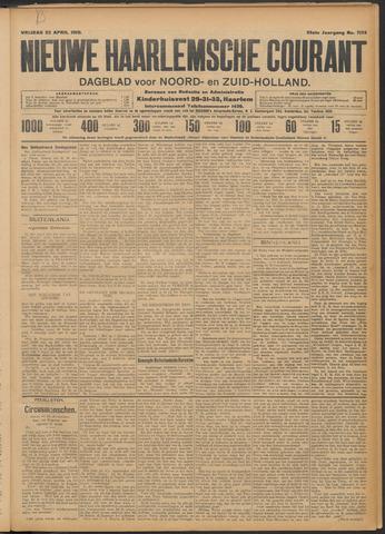 Nieuwe Haarlemsche Courant 1910-04-22