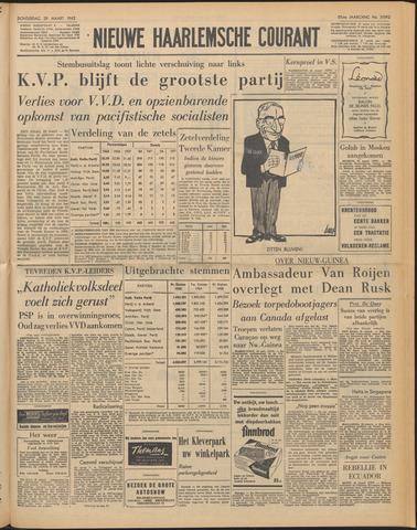 Nieuwe Haarlemsche Courant 1962-03-29