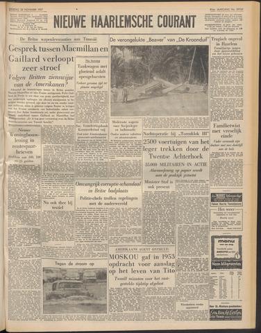 Nieuwe Haarlemsche Courant 1957-11-26