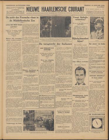 Nieuwe Haarlemsche Courant 1936-01-10