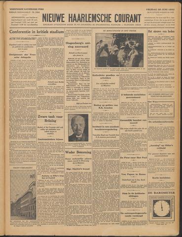 Nieuwe Haarlemsche Courant 1933-06-30