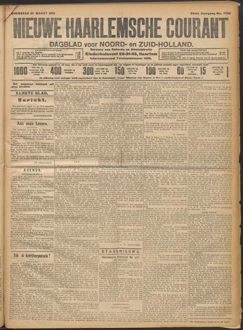 Nieuwe Haarlemsche Courant 1912-03-27