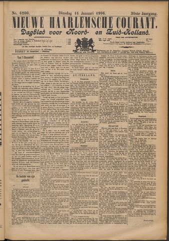 Nieuwe Haarlemsche Courant 1906-01-16