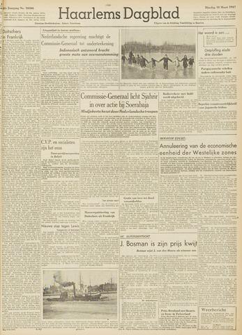 Haarlem's Dagblad 1947-03-18