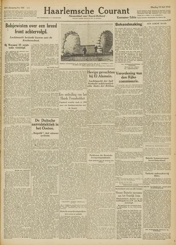 Haarlemsche Courant 1942-07-14