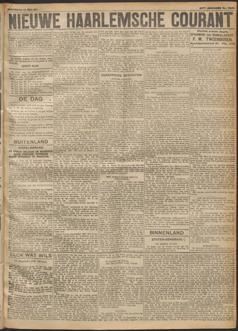 Nieuwe Haarlemsche Courant 1917-05-12