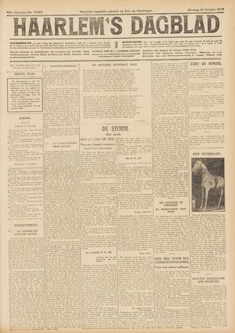 Haarlem's Dagblad 1926-10-12