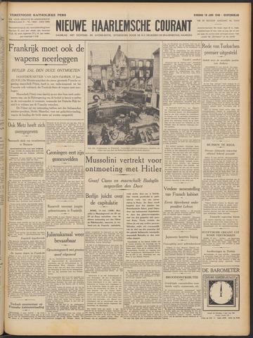 Nieuwe Haarlemsche Courant 1940-06-18