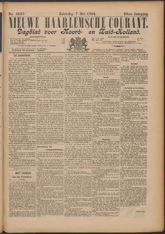 Nieuwe Haarlemsche Courant 1904-05-07