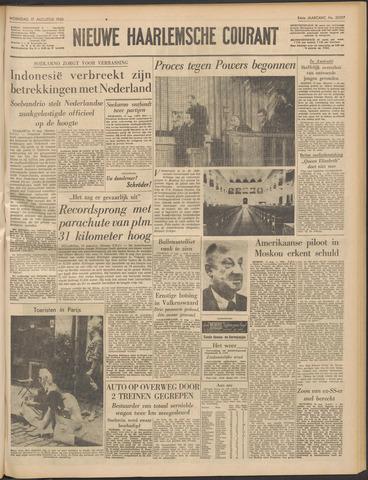 Nieuwe Haarlemsche Courant 1960-08-17