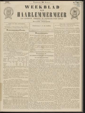 Weekblad van Haarlemmermeer 1866-04-20