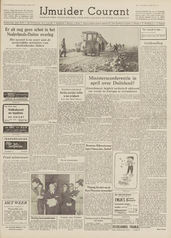 IJmuider Courant 1959-01-29