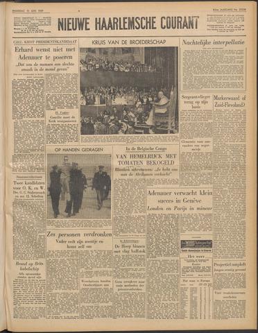 Nieuwe Haarlemsche Courant 1959-06-15