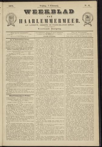 Weekblad van Haarlemmermeer 1873-02-07
