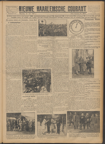Nieuwe Haarlemsche Courant 1927-07-25