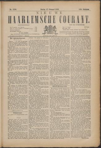 Nieuwe Haarlemsche Courant 1889-02-17