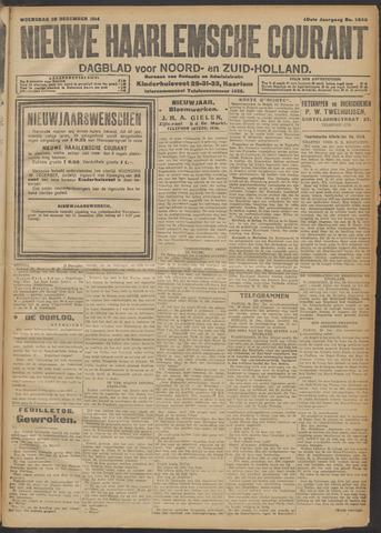 Nieuwe Haarlemsche Courant 1914-12-30