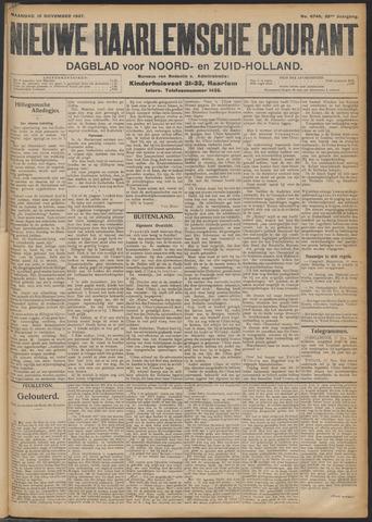 Nieuwe Haarlemsche Courant 1907-11-18