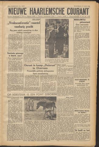Nieuwe Haarlemsche Courant 1946-07-17