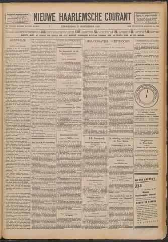 Nieuwe Haarlemsche Courant 1930-09-11
