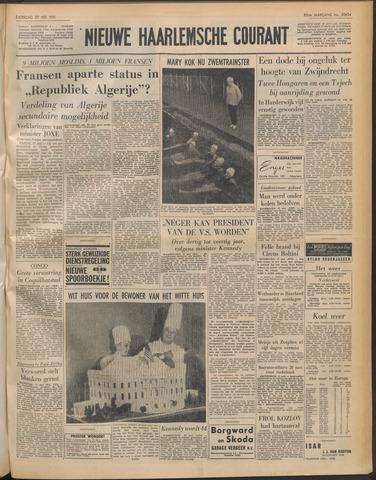 Nieuwe Haarlemsche Courant 1961-05-27