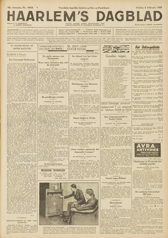 Haarlem's Dagblad 1935-02-08