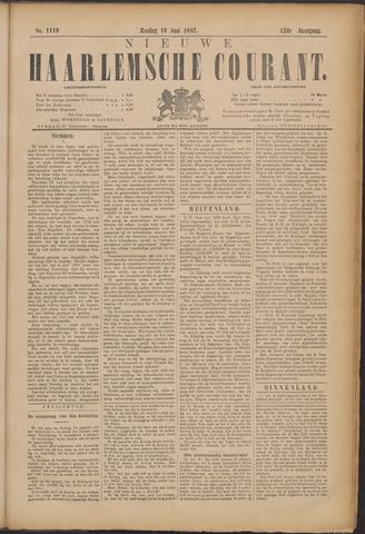 Nieuwe Haarlemsche Courant 1887-06-19