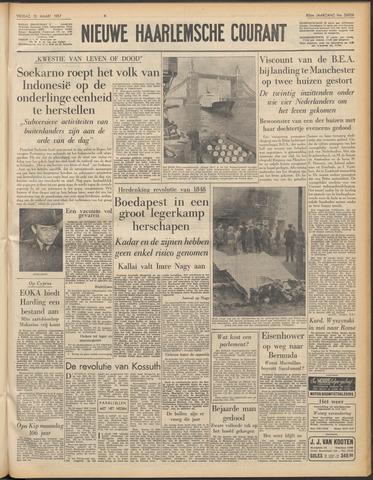 Nieuwe Haarlemsche Courant 1957-03-15