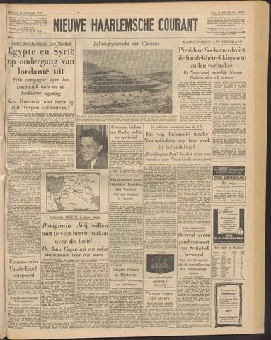 Nieuwe Haarlemsche Courant 1957-11-12