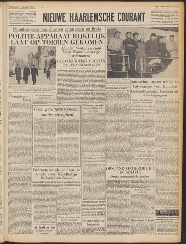 Nieuwe Haarlemsche Courant 1953-01-07