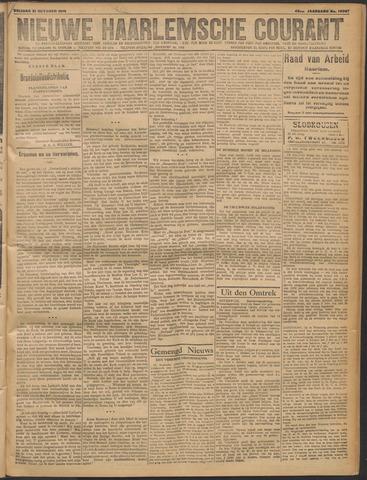 Nieuwe Haarlemsche Courant 1919-10-31