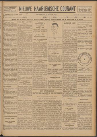 Nieuwe Haarlemsche Courant 1931-01-15