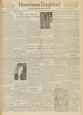Haarlem's Dagblad 1950-11-18