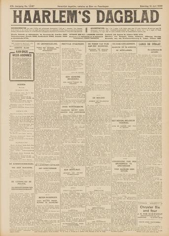 Haarlem's Dagblad 1926-06-19