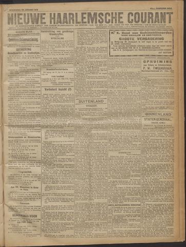 Nieuwe Haarlemsche Courant 1919-01-29