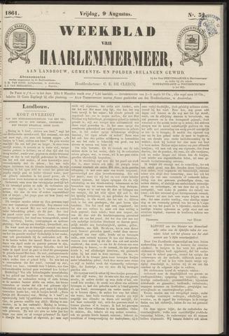 Weekblad van Haarlemmermeer 1861-08-09
