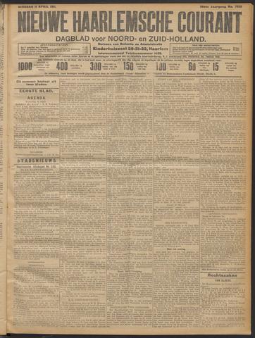 Nieuwe Haarlemsche Courant 1911-04-11