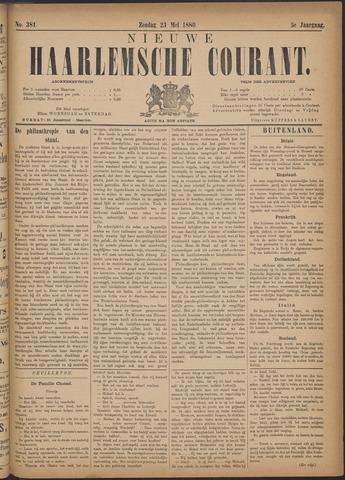 Nieuwe Haarlemsche Courant 1880-05-23