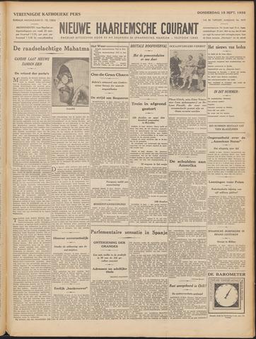 Nieuwe Haarlemsche Courant 1932-09-15