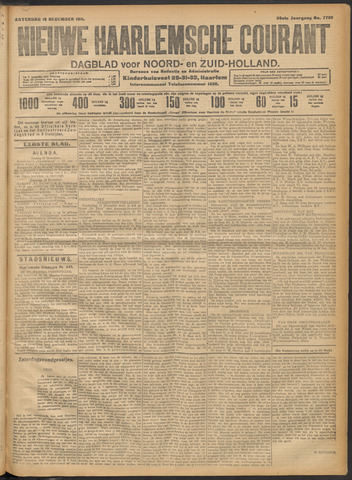 Nieuwe Haarlemsche Courant 1911-12-16