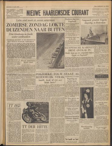 Nieuwe Haarlemsche Courant 1952-06-30