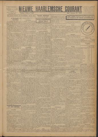 Nieuwe Haarlemsche Courant 1924-02-01
