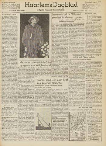 Haarlem's Dagblad 1950-08-30