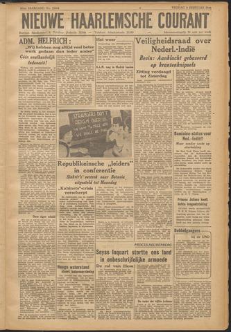 Nieuwe Haarlemsche Courant 1946-02-08
