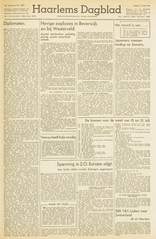 Haarlem's Dagblad 1945-07-13