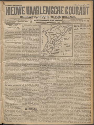Nieuwe Haarlemsche Courant 1915-03-03